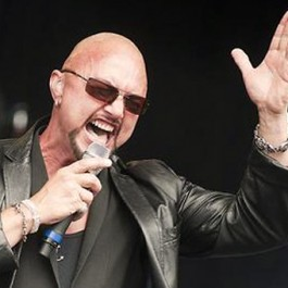 LONDON, UNITED KINGDOM - JULY 23: Geoff Tate of Queensryche performing live on stage at High Voltage Festival on July 23, 2011 in London. (Photo by Kevin Nixon/Classic Rock Magazine)  Geoff Tate