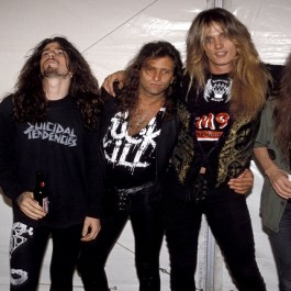 UNSPECIFIED - JANUARY 01:  Photo of SKID ROW  (Photo by Mick Hutson/Redferns)