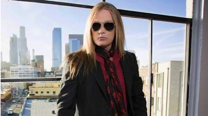 """BACH IN BUSINESS … Sebastian Bach announces """"Slave To The Grind"""" 30th Anniversary Tour with his Solo Band"""