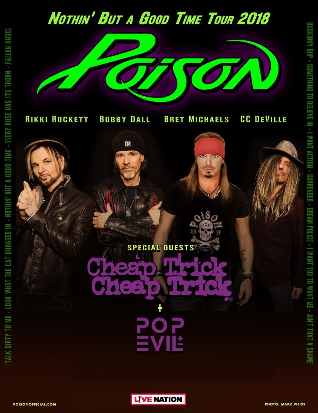 poison2018tourpostercheappop