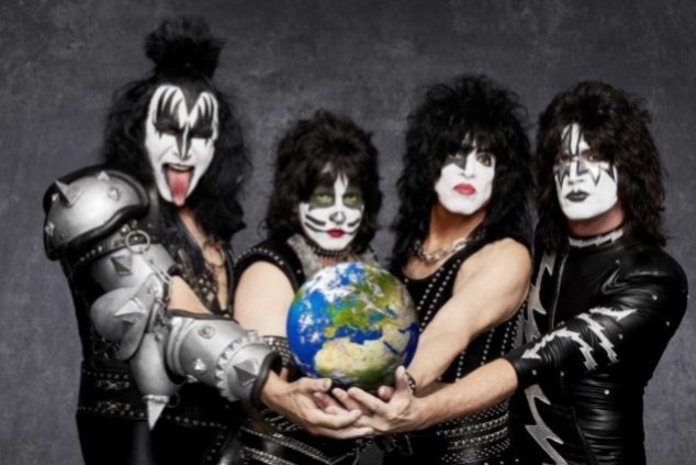 KISS Officially Announce Their Latest Final Tour: The End of the Road