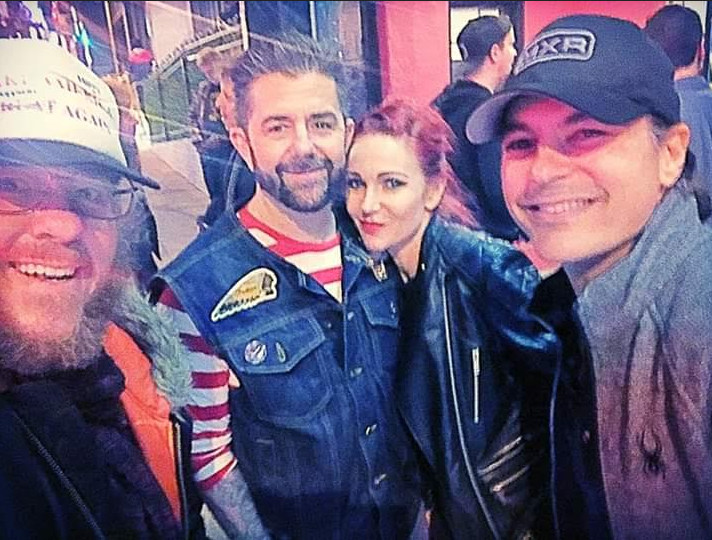 Enuff_Znuff_Riki_Rachtman_Fred_Coury_Harry_Whisky_March_2019_1
