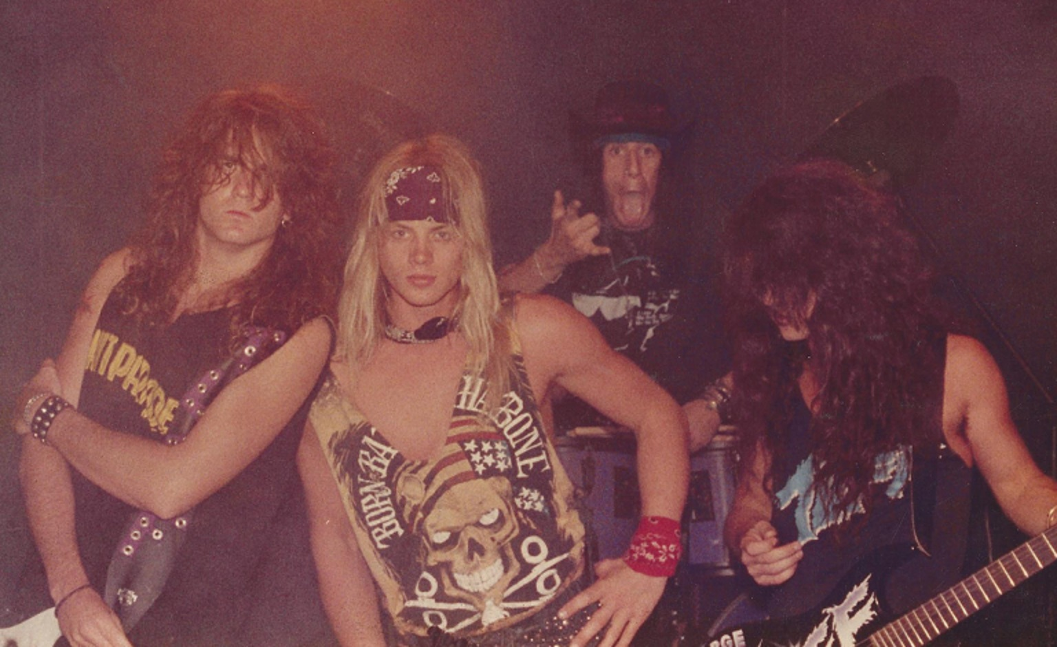 TUFF DIARIES #11 … Hello 1990, Texas Strippers, Hells Angels, the