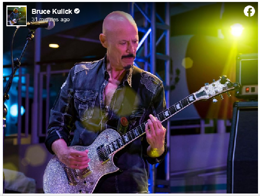 Bob Kulick, Prolific Session and Touring Guitarist, Dead at 70