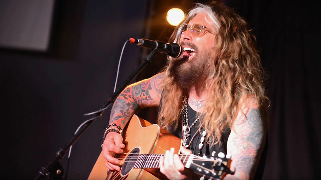 NO THANKS … John Corabi confirms turning down singer auditions for both Skid Row and Britny Fox