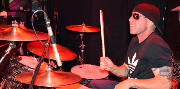 THE GLOVES ARE OFF … WildSide drummer Jimmy Darby disputes various history as told by former guitarist Benny Rhynedance