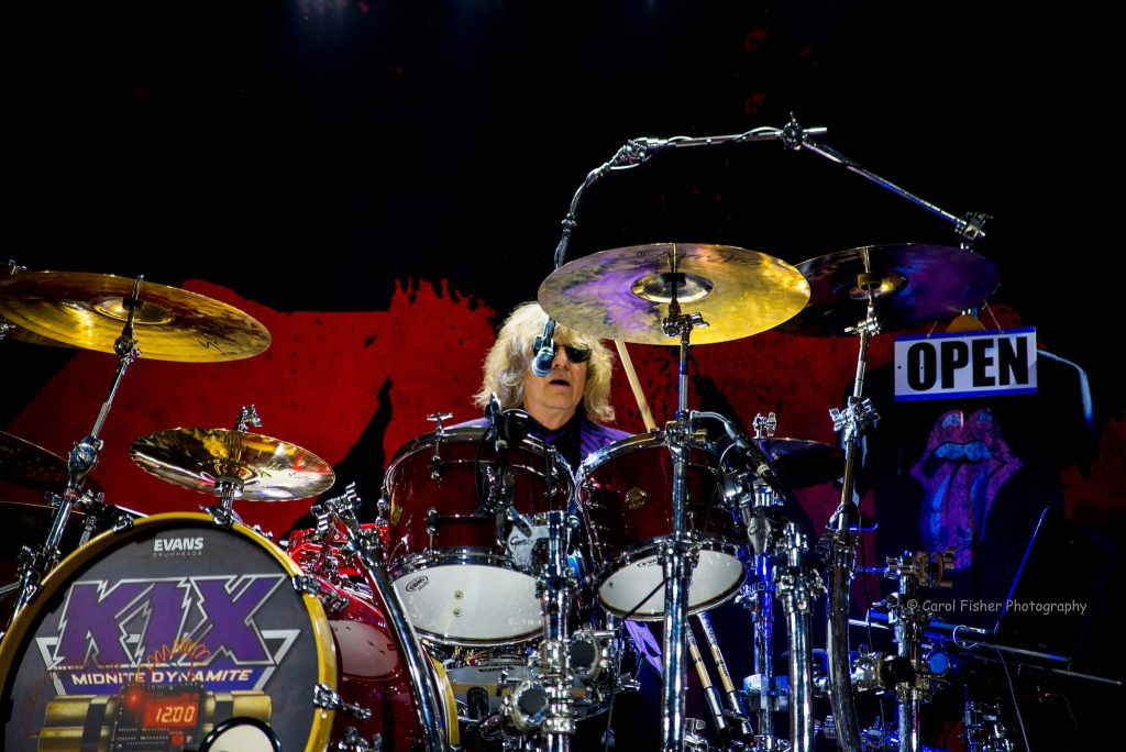 METAL SLUDGE EXCLUSIVE … Kix drummer Jimmy Chalfant suffers major Heart Attack, recovering after Surgery